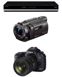 レコーダー・カメラ
