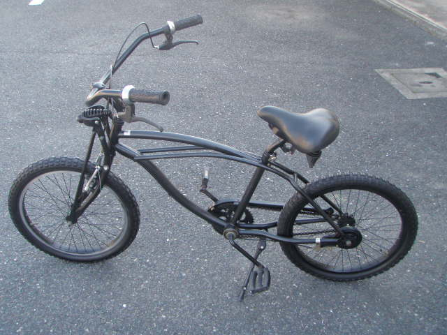 自転車の 自転車 岡山 : 自転車のビーチクルーザー ...