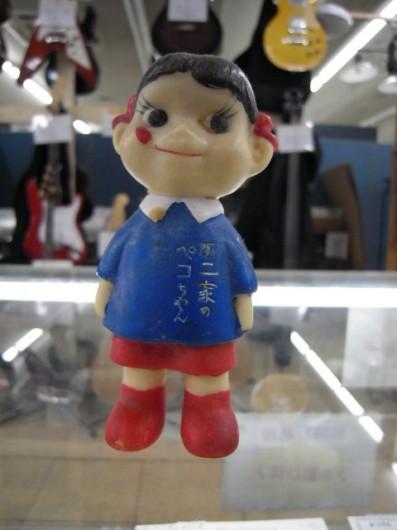 希少!? ペコちゃん人形 アンティーク 入荷しました。