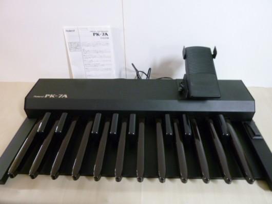 ローランド ペダルキーボード