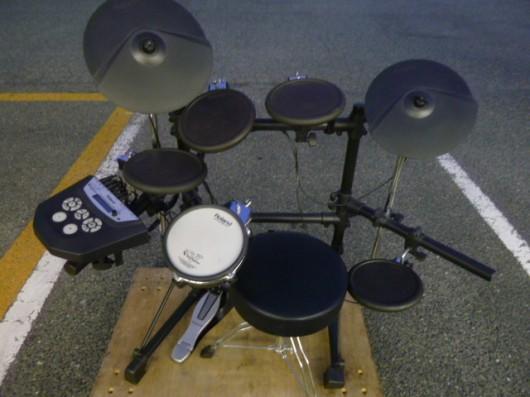 ローランド 電子ドラム
