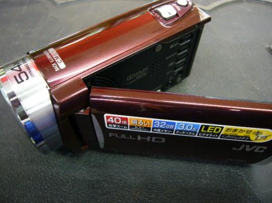 jvc デジタルビデオカメラ
