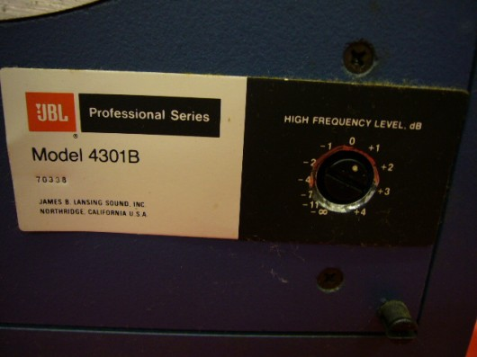 4301b スピーカー