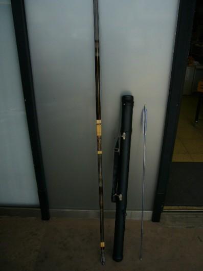 意外と力がいるんですネ「狩りの旅に出ますか」!!弓道の弓と矢入荷しました。