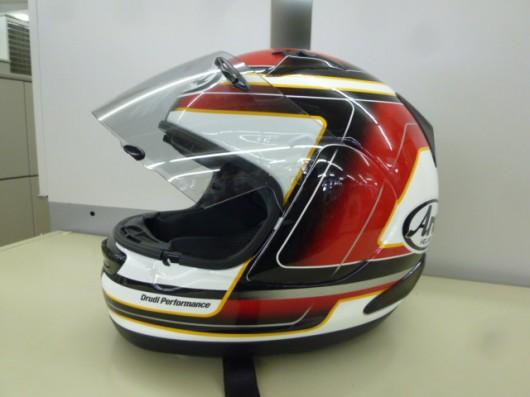 カッコイイ!!ARAI ASTRO-IQ ヘルメットをお買取りしました。
