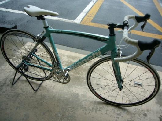 ビアンキ ロードバイク