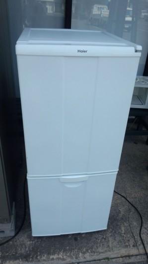 ハイアール製冷蔵庫 外観