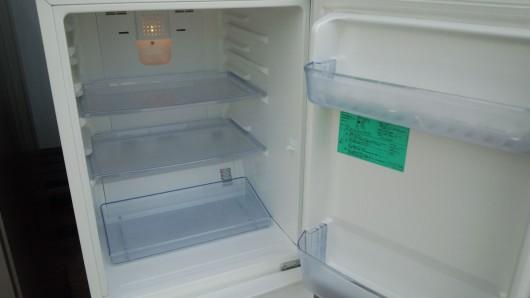 ハイアール製冷蔵庫 内観