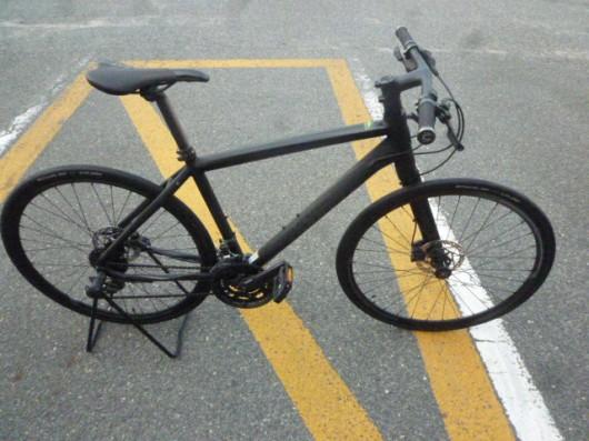 cannnondale クロスバイク
