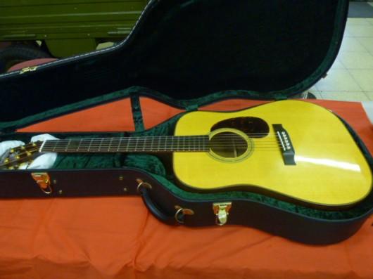 greven アコースティックギター