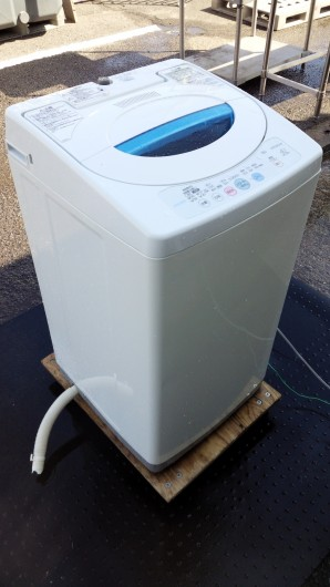 日立製洗濯機 4.2kg 2007年式