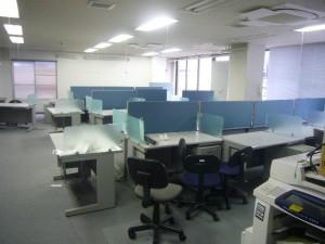 広島県でオフィス用品の引き上げです!
