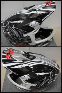 KABUTO ヘルメット