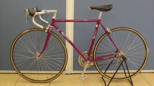 珍しい自転車 Rossin Trilly 入荷ですぞ~。