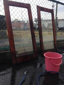 建具洗浄の巻