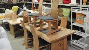 座る贅沢、カリモク家具