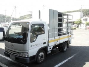100台の中量ラックが大量入荷しました。