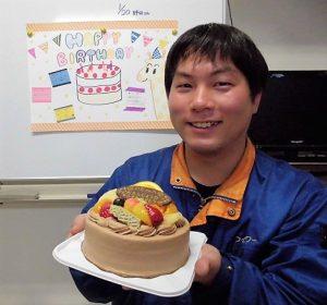 おめでとー\(^o^)/33歳!?