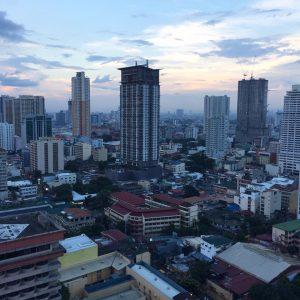 フィリピンのリユース状況視察  Independent Day