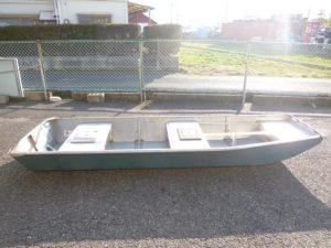 POPEYE アルミボート(バスボート) 二人乗りが入荷しました♪