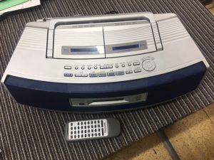 Panasonic CDラジオカセット RX-ED50 入荷しました!