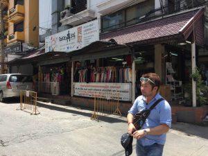 タイ出張。リユース状況視察と取引先訪問