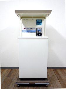 【家電・岡山】業務用 洗濯機 4.5kg コインランドリー仕様 AQUA アクア MCW-C45入荷!?