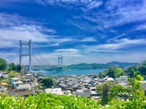 晴天ナリ☆彡 倉敷市下津井まで商品の配達にいってきました♪